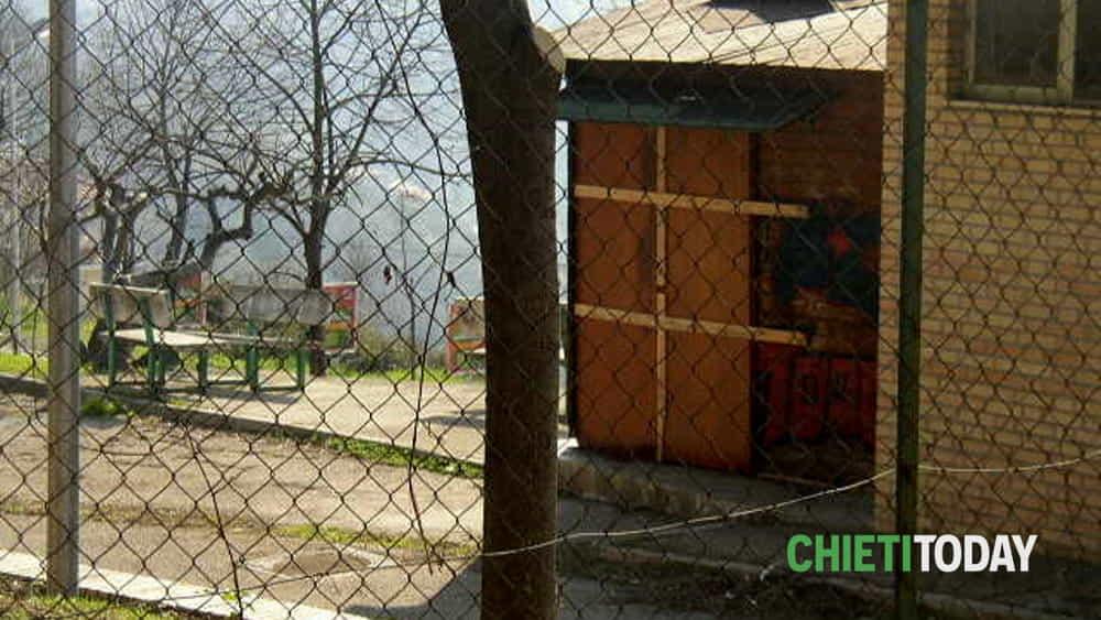 Via De Turre: il bel parco che non c'è più - Chietitoday